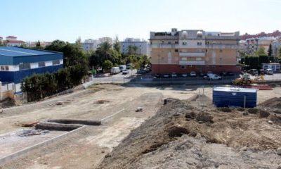 Ejecutadas al 60 % las obras de urbanización de Huerta Nueva