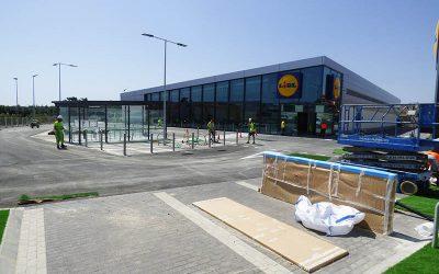 Reabre el supermercado Lidl en Sotogrande