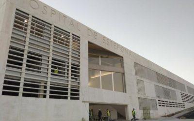 Hospital de Estepona por dentro